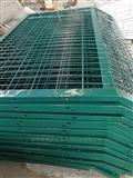 浸塑型高速护栏网高速公路护栏网厂家报价-安平鼎跃丝网