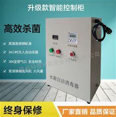 江苏水箱自洁消毒器wts-2b臭氧电解器wts-2a