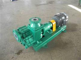 氟塑料耐腐蚀自吸泵FZB系列氟塑料耐腐蚀自吸泵
