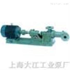 螺杆泵(浓浆泵)I-1B系列螺杆泵(浓浆泵)