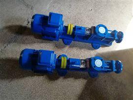 不锈钢单螺杆泵G30-1