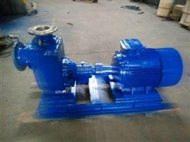 100ZW80-20ZW系列自吸式无堵塞排污泵