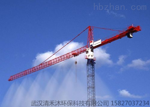襄樊塔吊喷淋系统降尘便捷
