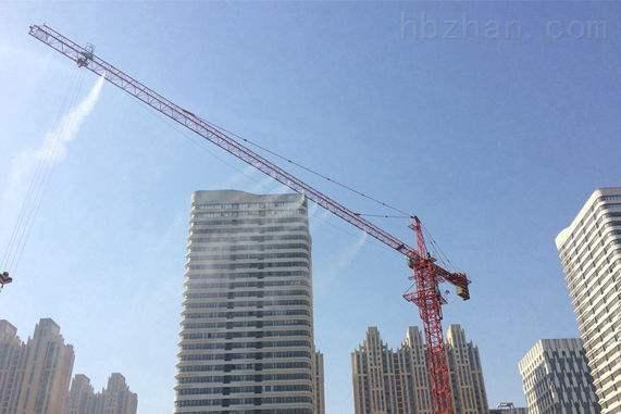 武汉塔吊喷淋系统能抑制建筑施工扬尘