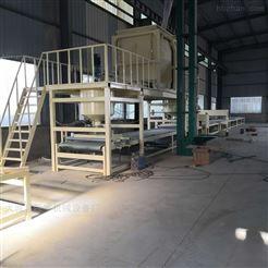 机制砂浆外墙岩棉自动复合板设备生产线
