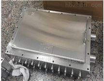 化工厂钢板焊接防爆接线箱