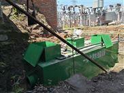 500噸每天地埋式污水處理設備報價