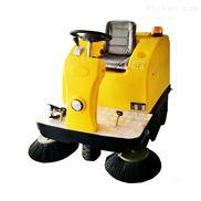 1360型扫地机驾驶式清洁车喷水垃圾清理车省时省力