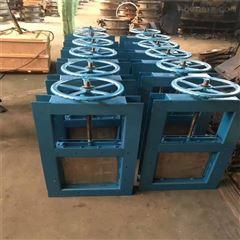 LMD-1-C钢制螺旋闸门