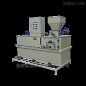 HCJY广东絮凝剂自动溶配加药装置/广东聚丙乙烯胺加药设备生产厂家
