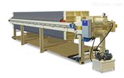 過濾麵積1-1600²板框壓濾機