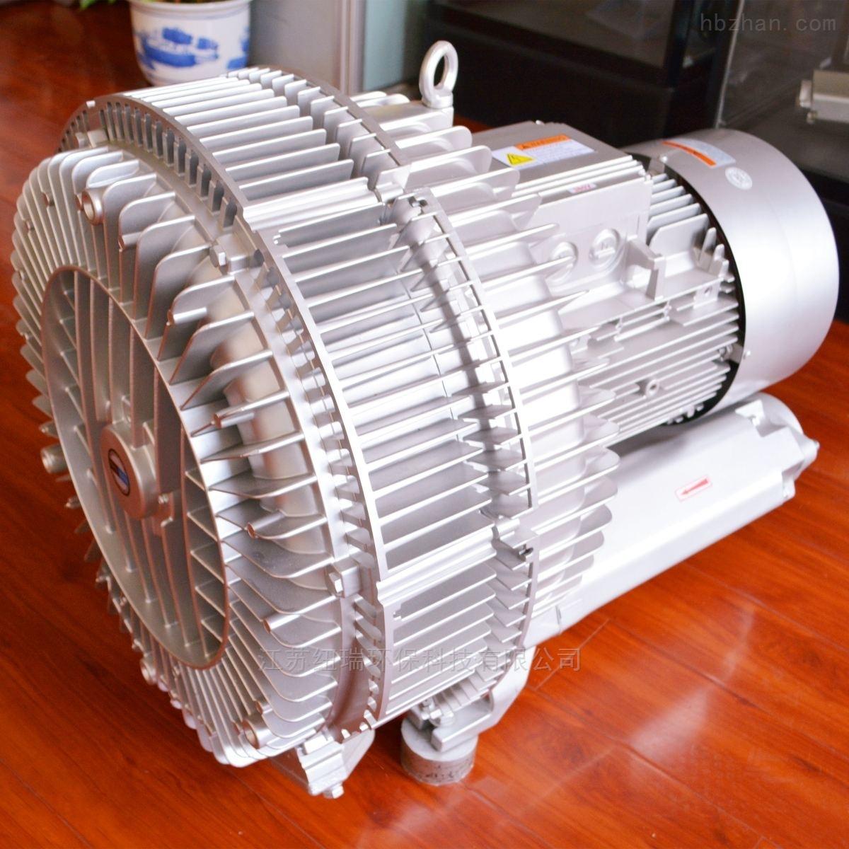 造纸机械25KW高压风机