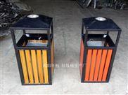 环畅户外垃圾箱制作 单筒果皮箱