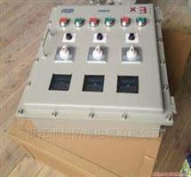 160*80不锈钢防爆仪表箱