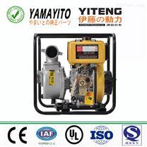 伊藤3寸80口径柴油机水泵流量及扬程