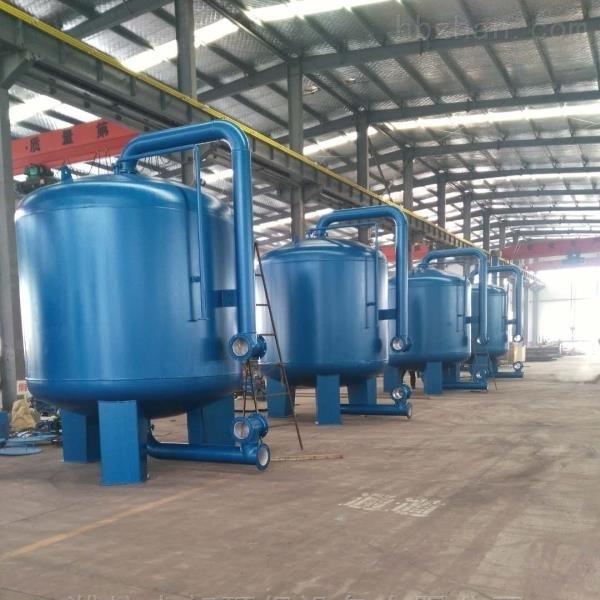 碳钢材质石英砂过滤器设备厂家