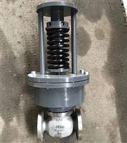 高溫導熱油自力式壓力調節閥