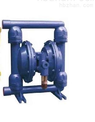 永嘉良邦QBY-50型不锈钢气动隔膜泵