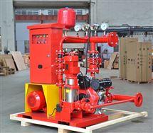 EDJ双动力柴油机消防泵组