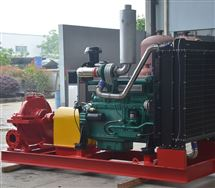 柴油机多级消防泵