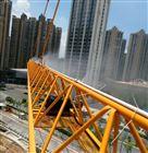 宜昌塔吊喷淋系统管路设置