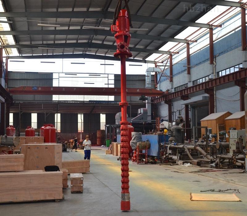 XBD 新系列立式长轴消防泵