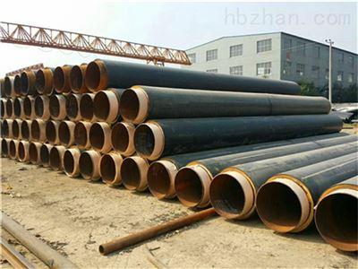 供应邢台聚氨酯保温管厂家直埋管道施工规格