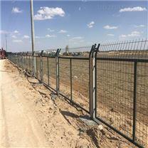 铁路桥区防护栅栏