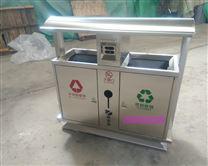 城市垃圾桶  小區不銹鋼垃圾箱