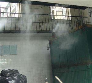 烟台垃圾站植物液喷雾除㚖设备特点