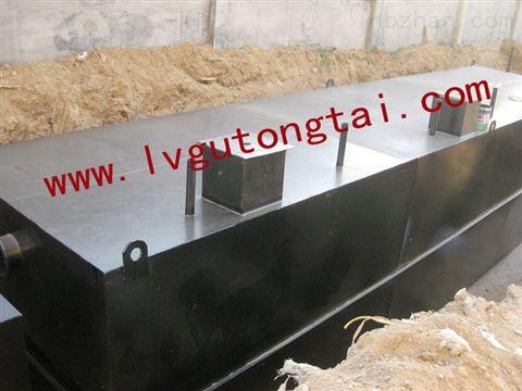 农村污水一体化设备/污水处理设备
