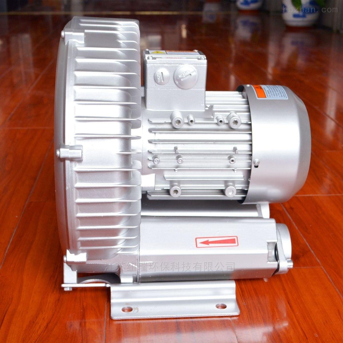 3KW双段旋涡式高压气泵