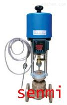 蒸汽自動溫度調節閥,智能溫度自動控製閥