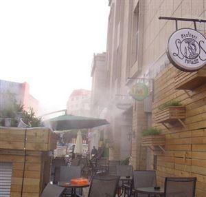GN-6609提供餐厅垃圾喷雾除臭设备