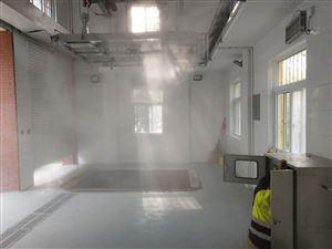 GN-1630化工廠噴霧除臭設備