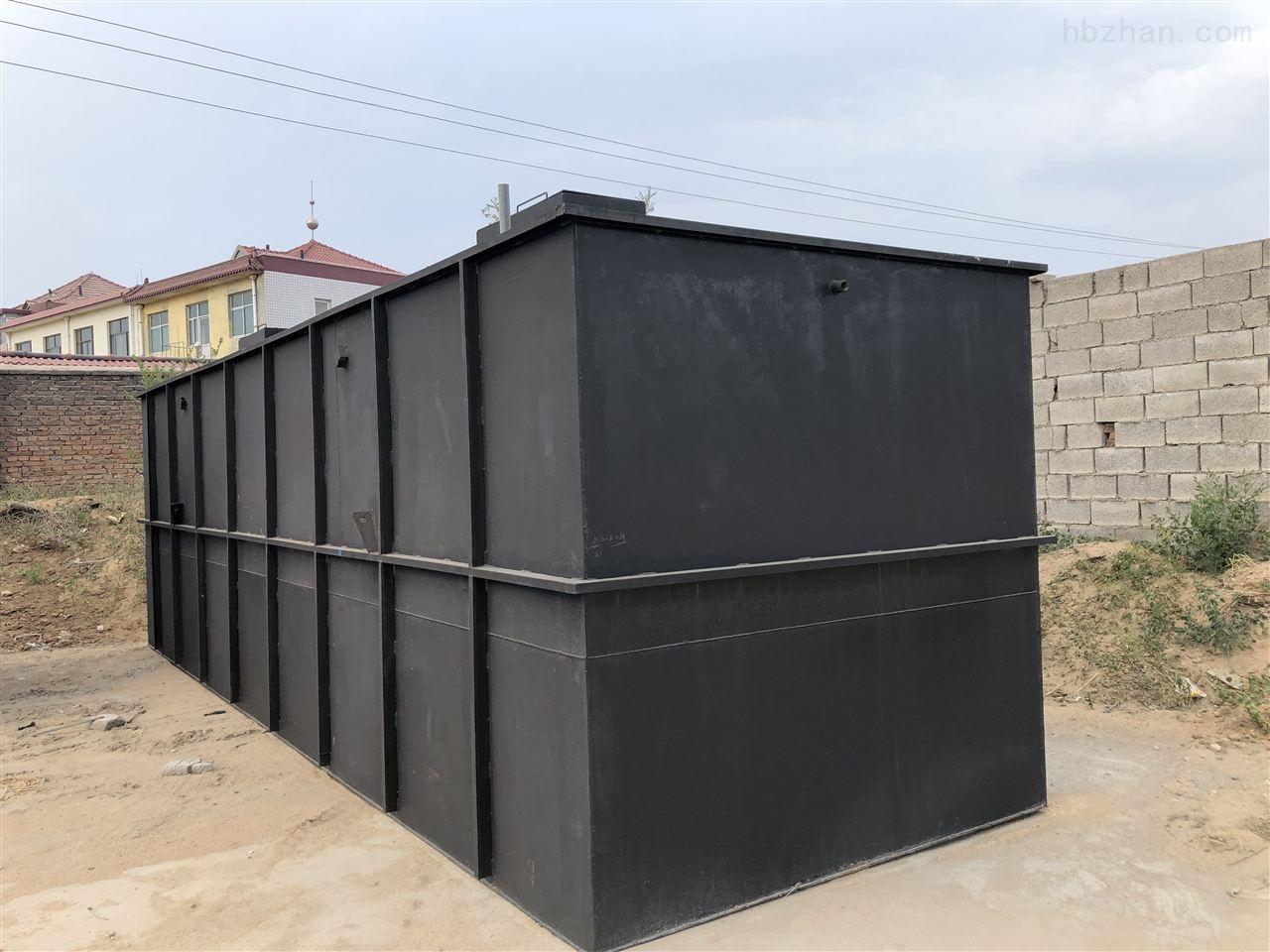 南充市酒厂污水处理设备工艺参数