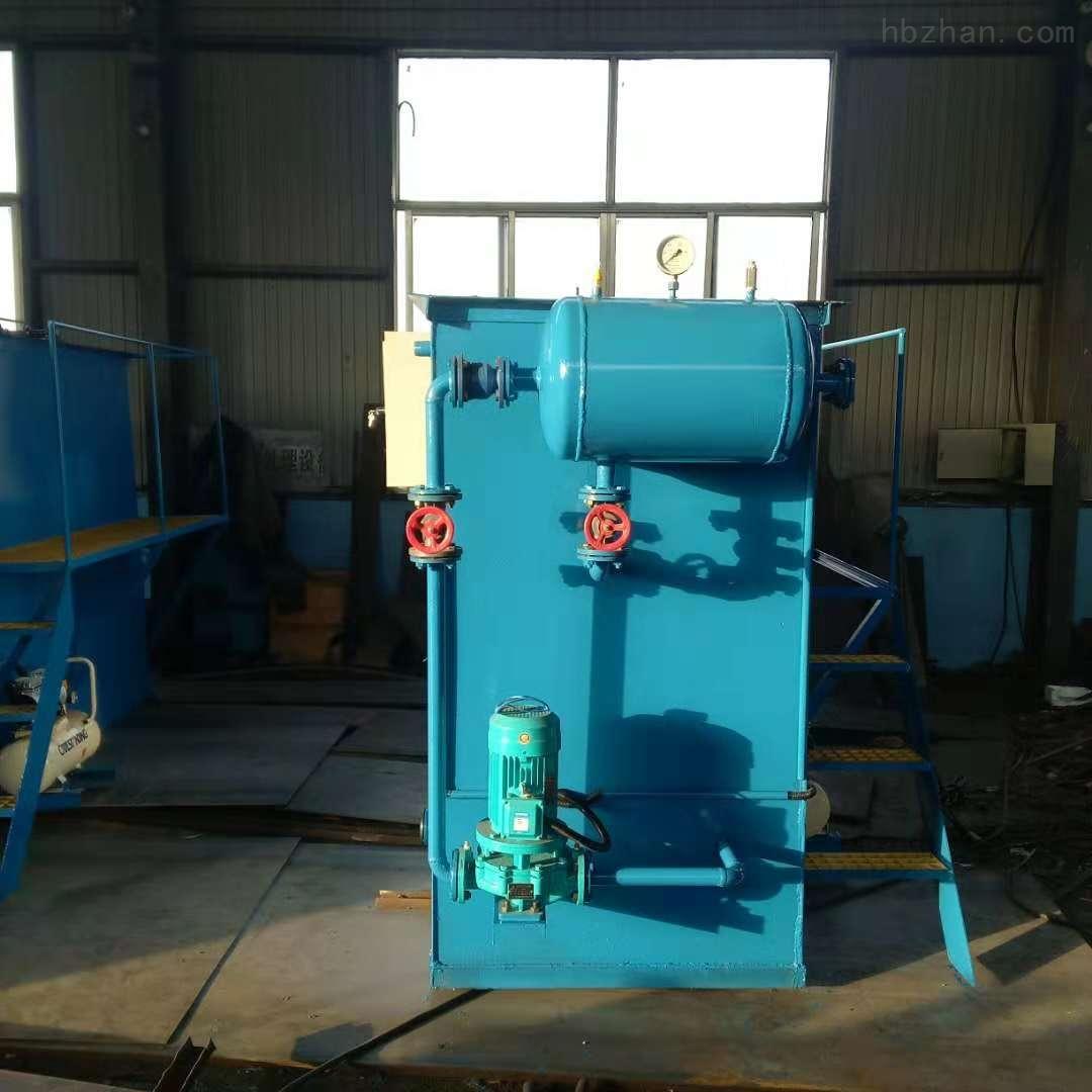 河北衡水一体化污水处理设备工艺特点
