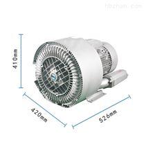 大功率工业除尘漩涡风机,防爆防腐高压风机