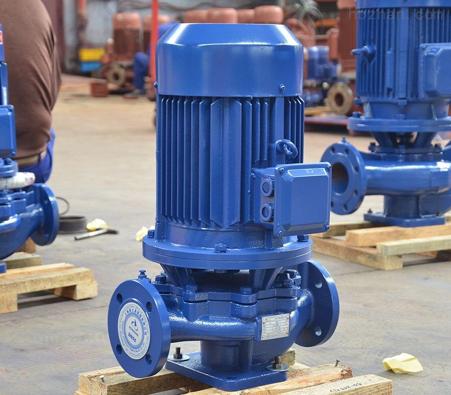 喜之泉ISG50-200(I)A立式管道泵,离心泵
