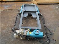千瑞直銷 DN200手動鋼製插板閥 螺旋閘門