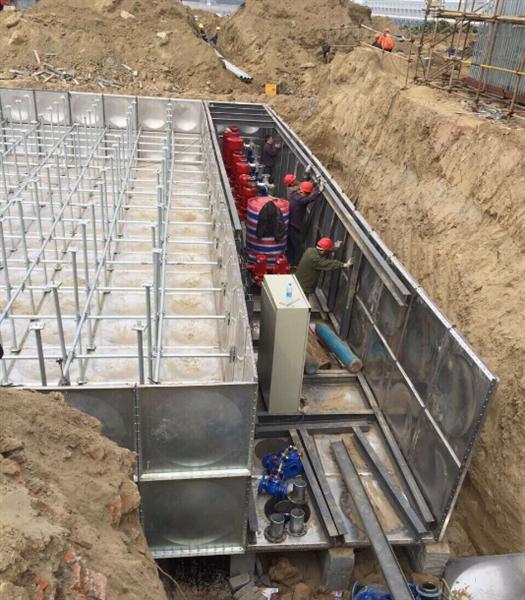 杭州物联型地埋消防增压供水泵站哪里有卖?
