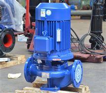 ISG80-160立式管道离心泵