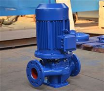 ISQ80-160A5.5KW立式管道离心泵