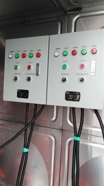 洪泽18m3箱泵一体化泵站高位消防水箱