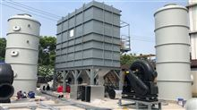 非标定制造粒废气处理设备