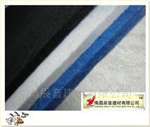 长沙影院多颜色聚酯纤维吸音板,阻燃吸声板