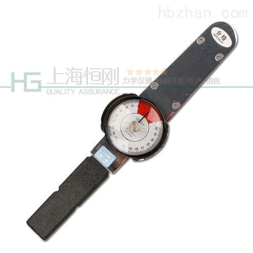 工地上脚手架检测用表盘扭矩扳手