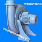 TB-125透浦式中壓風機