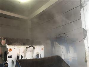 GN1800垃圾站喷雾除臭哪家强   选谷耐