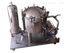 可移动不锈钢活性炭过滤器